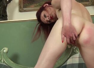 Ginger-haired ohmibod